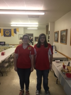 Lions Club Students